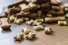 Dog bones Stock Photo