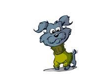 Dog cartoon  Royalty Free Stock Images
