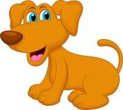 Dog cartoon character. Illustration of dog cartoon character Royalty Free Stock Photography