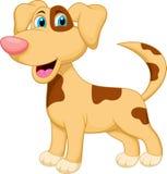 Dog cartoon character. Illustration of dog cartoon character Royalty Free Stock Photos