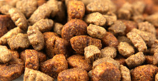 Dog or cat food Stock Photo