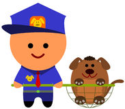 Dog catcher Stock Photos