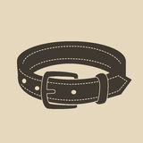 Dog collar. Royalty Free Stock Photography