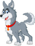 Dog cute cartoon Royalty Free Stock Photo
