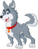 Dog cute cartoon Royalty Free Stock Photo