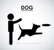 Dog design Stock Photos