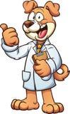 Dog doctor Royalty Free Stock Photos