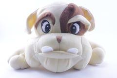 Dog doll. On white background Stock Image