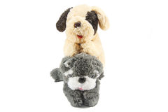 Dog doll Royalty Free Stock Photos