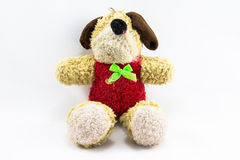 Dog doll Stock Images