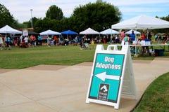 Dog Event Barktoberfest 2015 Royalty Free Stock Photos