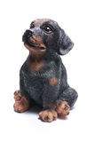 Dog Figurine Royalty Free Stock Photos