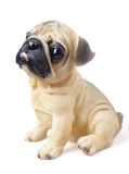 Dog figurine Stock Images