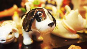 Dog Flute Jiu fen Taiwan royalty free stock photo