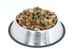 Dog Food Stock Images
