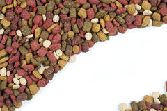 Dog food. Royalty Free Stock Images