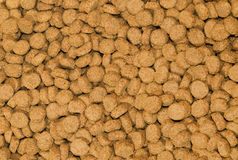 Dog food background Stock Images