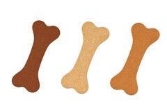 Dog food bones. 3d Rendering Royalty Free Stock Photo