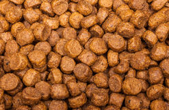 Dog food. Dog or cat food close up Royalty Free Stock Image