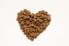 Dog food. Royalty Free Stock Photography