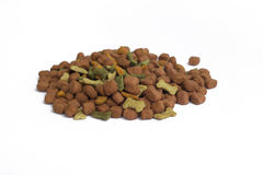Dog food isolate. Love baby Royalty Free Stock Images
