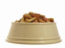 Dog food series royalty free stock photos