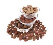 Dog food Royalty Free Stock Photos