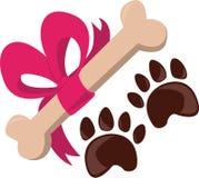 Dog Gift Stock Images