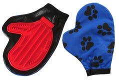 Dog Glove. Isolated Stock Image