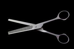 Dog grooming scissors Royalty Free Stock Image