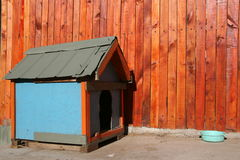 dog house Zdjęcia Royalty Free