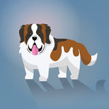 Dog icon great for any use. Vector EPS10. Stock Photography