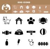 Dog icon  Stock Photos