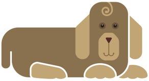 Dog icon Royalty Free Stock Photography
