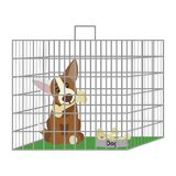Dog  illustration Stock Images