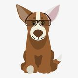 Dog  illustration Royalty Free Stock Image