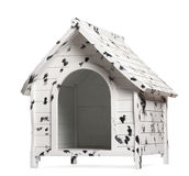 Dog kennel, isolated Royalty Free Stock Photography