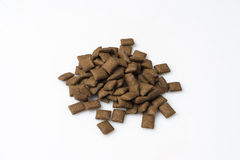 Dog kibbles Royalty Free Stock Image