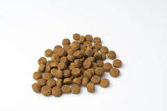 Dog kibbles Stock Photography