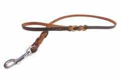 Dog leather leash Royalty Free Stock Photo