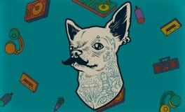 Dog Like Mammal, Dog, Art, Cartoon stock images