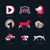 Dog Logo Stock Photos