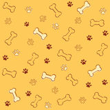 Dog pattern Stock Photos