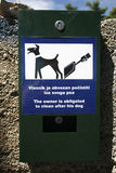 Dog poo Royalty Free Stock Photography
