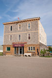 Dog River Hotel from Corner Gas Stock Photos