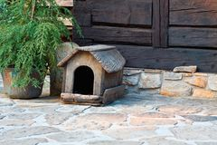 Dog's kennel Stock Photography