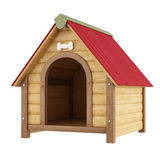 Dog's kennel Royalty Free Stock Photo