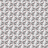 Dog seamless pattern. EPS 10 Vector Royalty Free Illustration