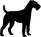 Dog Silhouette vector illustration