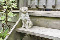 Dog Statue Stock Images